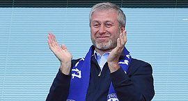 Roman Abramovich. Photo: AFP