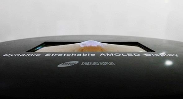 המסך הנמתח של סמסונג