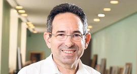 """ד""""ר גיל בפמן כלכלן ראשי של בנק לאומי, צילום: אוראל כהן"""