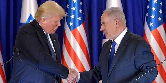 טראמפ קרא לצמצום גירעון הסחר עם ישראל, והיצואנים מודאגים