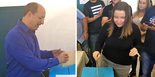 """ניסנקורן: """"לא היו זיופים""""; מטה יחימוביץ': """"יש לערוך בחירות חדשות"""""""
