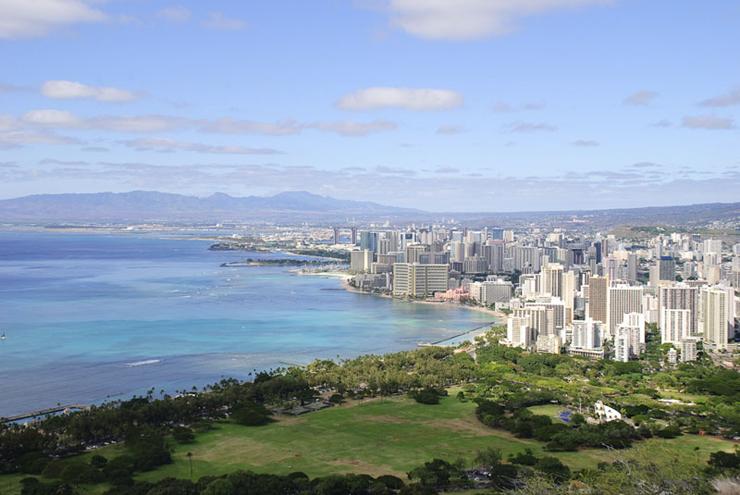 הונולולו, הוואי, צילום: cc By somesatellite