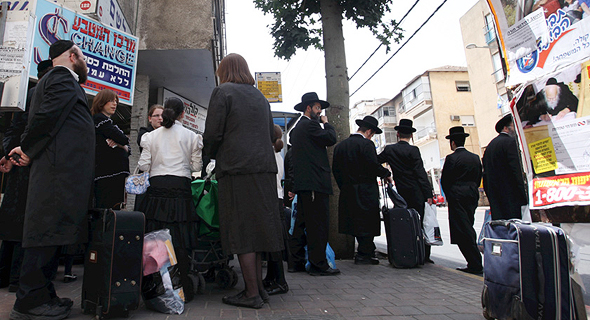 Haredi people (illustration). Photo: Amit Magal