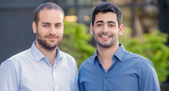שקד צין ואבי שולמן, מייסדי החברהנ
