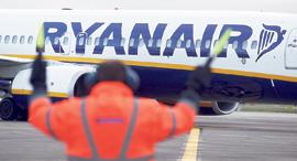 ריאנאייר חברת תעופה אירית, צילום: בלומברג