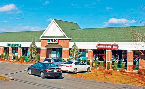 מרכז מסחרי של ווטרסטון, צילום: אתר החברה