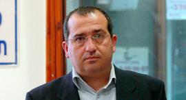 """שמעון אלקבץ סמנכ""""ל חטיבת הרדיו בתאגיד השידור כאן, צילום: ישראל יוסף"""