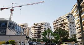 פתח תקווה אם המושבות דירות בניינים 1, צילום: דוד הכהן
