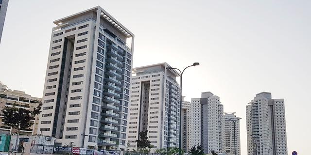 פתח תקווה אם המושבות דירות בניינים 2, צילום: דוד הכהן