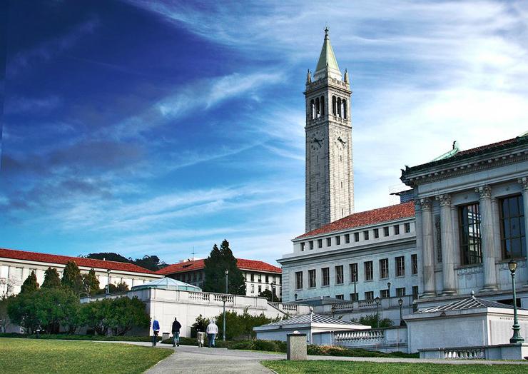 אוניברסיטת קליפורניה בברקלי, צילום: ויקיפדיה