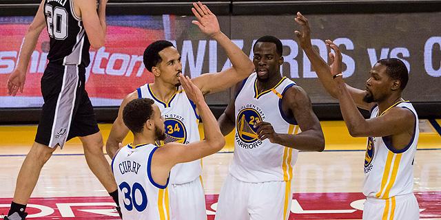 NBA: גמר 2017 היה הנצפה ביותר מאז 1998