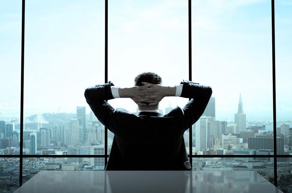 """בוס מנכ""""ל מנהל משרד קריירה, צילום: שאטרסטוק"""