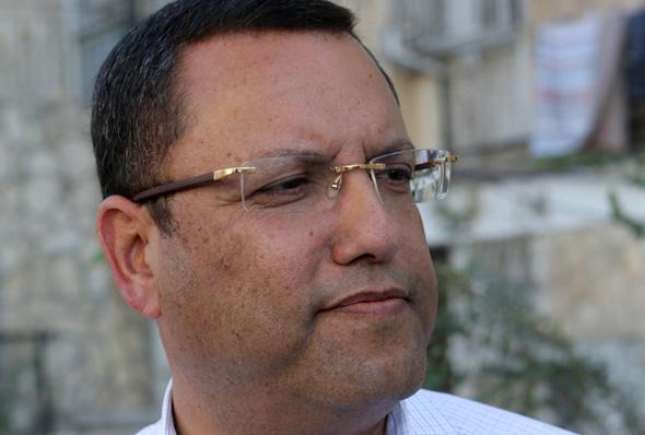 משה ליאון, ראש עיריית ירושלים. שואף שלעיר יהיו כמה שיותר הכנסות עצמיות מארנונה