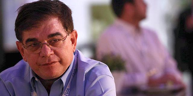 יורם אורון, מייסד קרן ורטקס, צילום: עמית שעל