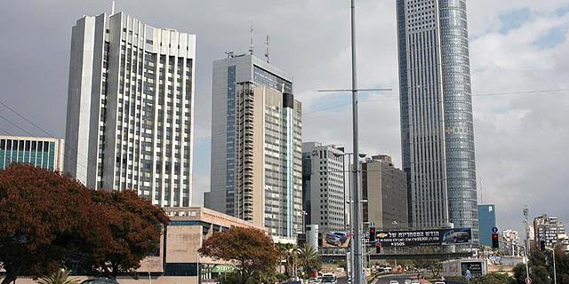 """בלעדי ל""""כלכליסט"""": החניון בבורסה בר""""ג ייהפך למגדל משרדים"""