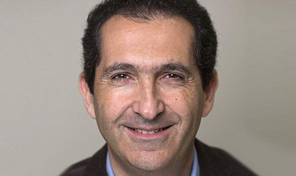 פטריק דרהי הבעלים של קבוצת HOT, צילום: רמי זרנגר