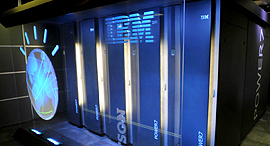 IBM's AI Watson Health system. Photo: Tech crunch