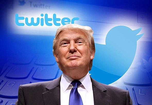טראמפ וטוויטר