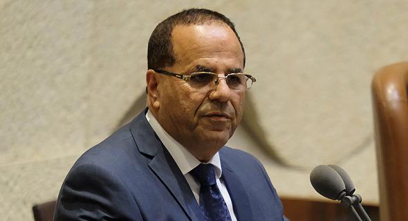 איוב קרא שר התקשורת נשבע אמונים ב מליאת ה כנסת, צילום: יואב דודקביץ
