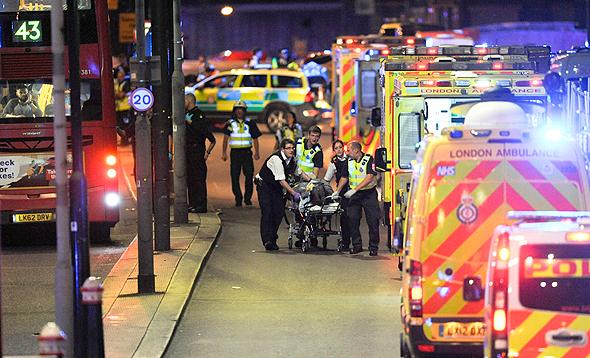 הפיגוע בלונדון