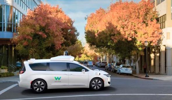 וויימו waymo גוגל מכונית אוטונומית, צילום: Fleet Owner