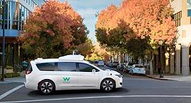 רכב אוטונומי של וויימו, צילום: Fleet Owner