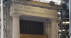 בורסה וול סטריט ניו יורק מסחר, צילום: שי סלינס