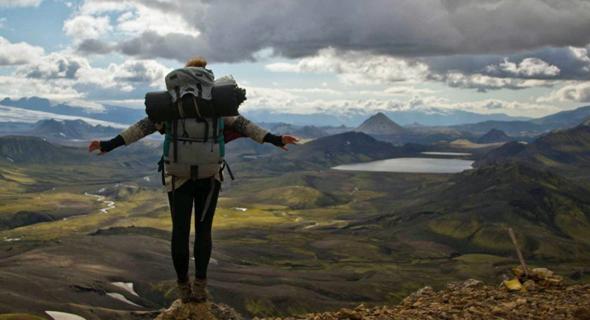 איכות חיים איסלנד טרק טיול טבע המדינות הבטוחות 2017, צילום: inspired by iceland/ facebook