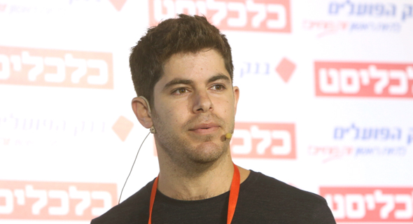 Yotpo co-founder and CEO Tomer Tagrin. Photo: Zvika Tishler