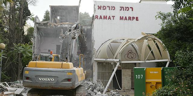 פעם שלישית מגדל? אפריקה ישראל הפקידה שוב את התוכנית למתחם רמת מרפא ברמת גן