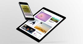 אייפון ואייפד, צילום: Apple