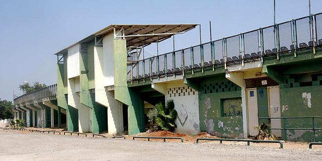 אצטדיון גאון שהיה קיים במתחם מכבי יפו