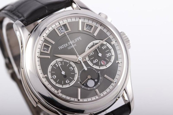 שעון פאטק פיליפ P5208  מכירה פומבית פוטין 2, צילום: Hodinkee