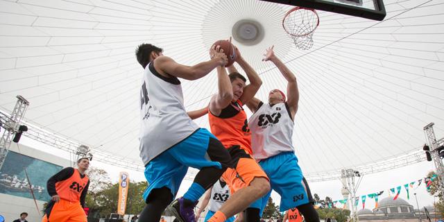 כדורסל 3 על 3 באולימפיאדה? אפשרות ריאלית