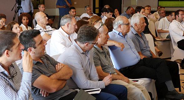 אסיפת מחזיקי אגח אפריקה ישראל, צילום: עמית שעל