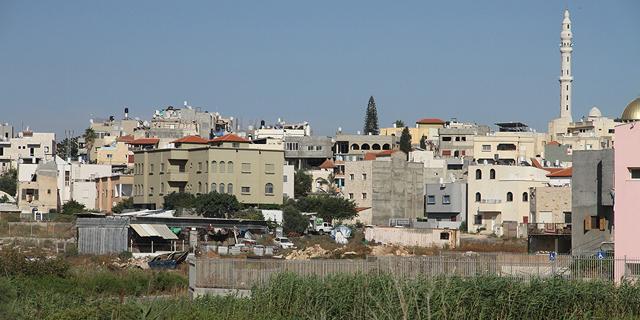 למרות התנגדות תושבי קיסריה: אושרה תוכנית המתאר להרחבת היישוב ג'סר א-זרקא