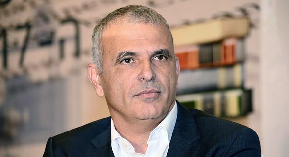 משה כחלון שר האוצר כנס עורכי דין 2017, צילום: יאיר שגיא