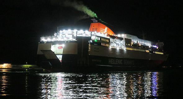 מעבורת, צילום: הגר אלבז