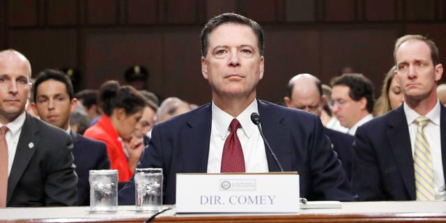 """ראש ה-FBI המודח: """"ממשל טראמפ שיקר, הרוסים התערבו"""""""