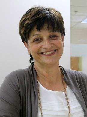אילנה גל, מנהלת הגיוס של חברת החשמל
