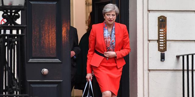 תרזה מיי - ראשת ממשלת בריטניה, צילום: איי אף פי