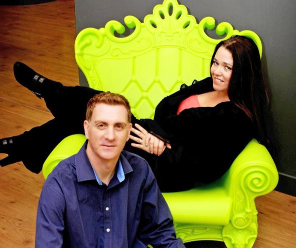 מימין: עדי טטרקו ואלון כהן, מייסדי האוז