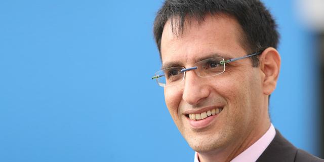 """אבשלום פלבר - המנכ""""ל הפך לשותף , צילום: סיון פרג"""