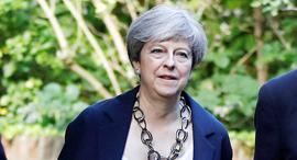 תרזה מיי ראש ממשלת בריטניה, צילום: רויטרס