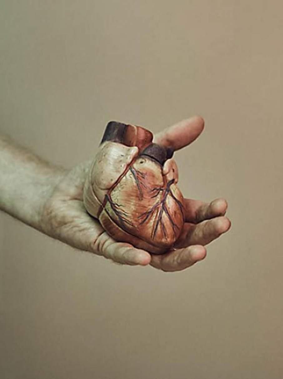 המציא לעצמו ניתוח חדשני, צילום: Dave Imms