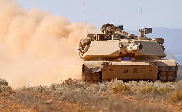 נשק סייבר? כמו טנק, רק גרוע יותר, צילום: greatfon