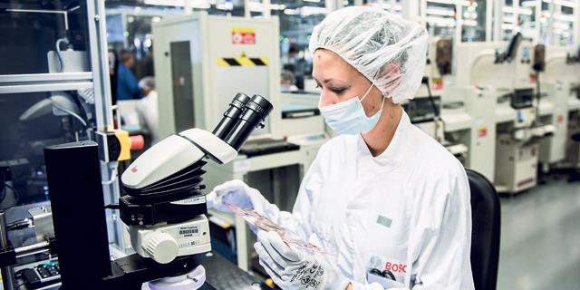 מחקר: תוכנה של חברת בוש אחראית לתרמית הדיזל