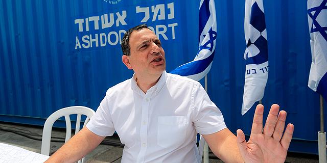 נמל אשדוד יחלק דיבידנדים של 13.5 מיליון שקל לעובדים