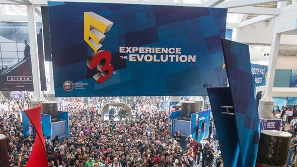 תערוכת E3, צילום: uploadVR