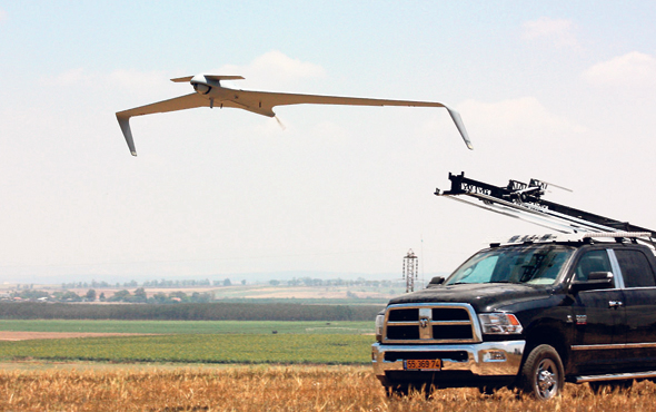 An Aeronautics UAV. Photo: PR